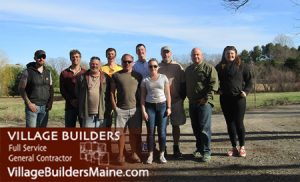 Village Builders Team Picture